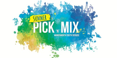 Summer Pick n Mix - Pottery tickets