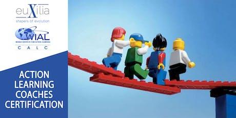 Presentazione Certificazione Action Learning Coach biglietti