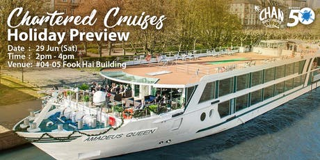 Chartered Cruises Holiday Preview  tickets