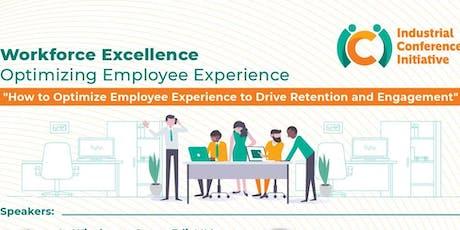 Seminar #ICITalks Vol. 1 - Workforce Excellence : Optimizing Empoyee Experience tickets