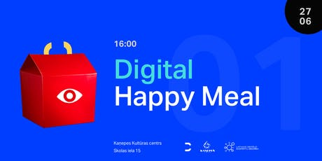 Digital Happy meal tickets