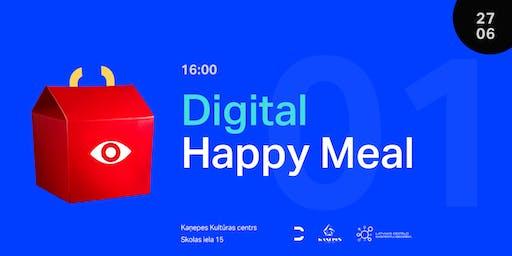 Digital Happy meal