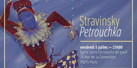 Concerts Eté 2019 - 5 juillet 21H à Saint-Christophe de Javel tickets