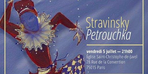 Concerts Eté 2019 - 5 juillet 21H à Saint-Christophe de Javel