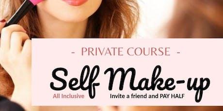 Professional Makeup course - Curso de Maquillaje Profesional  tickets