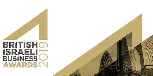 British Israeli Business Awards Summer Reception