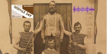 Behind the Scenes at Norfolk Record Office- 'Hev Yew Gotta Loight Boy?' tickets