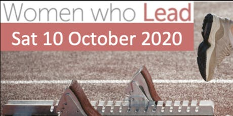 Women Who Lead Conference 2020 tickets