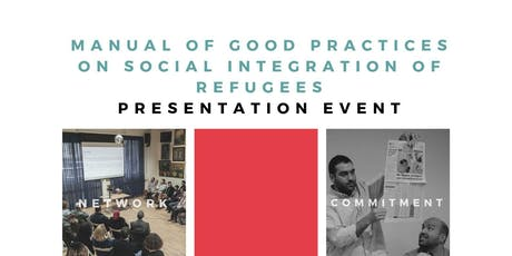 MANUAL OF GOOD PRACTICES ON SOCIAL INTEGRATION OF REFUGEES tickets