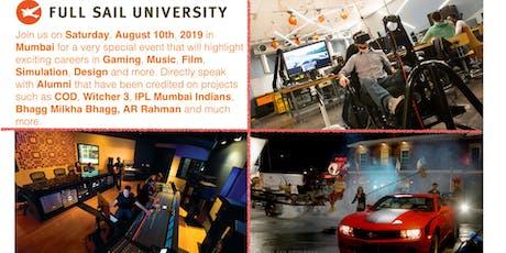 Full Sail University, Career Day, Mumbai tickets