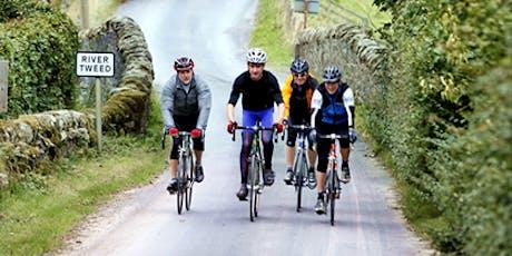 Bike Ride - Edinburgh- Tweedbank tickets