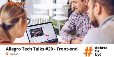 Allegro Tech Talks #20 - Front-end