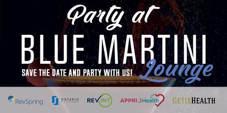 Blue Martini Party  tickets