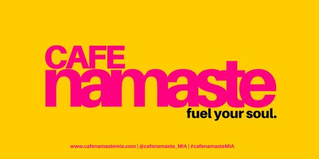 Cafe Namaste: Yoga + Breakfast + Pool tickets