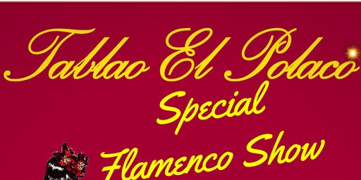 Especial Flamenco Show dinner