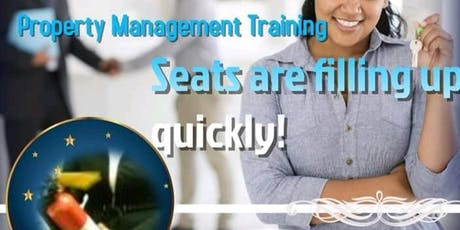 Property Managers Training Course  tickets