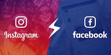 Facebook & Instagram - Nεα Εποχη tickets
