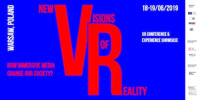 New Visions of Reality | VR SHOWCASE, June 18-19