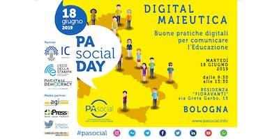 PA Social Day Digital Maieutica