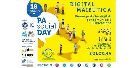 PA Social Day Digital Maieutica tickets