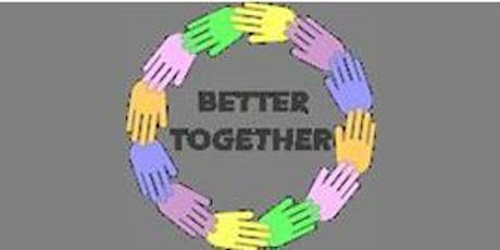 BETTER TOGETHER PROVIDERS FORUM tickets