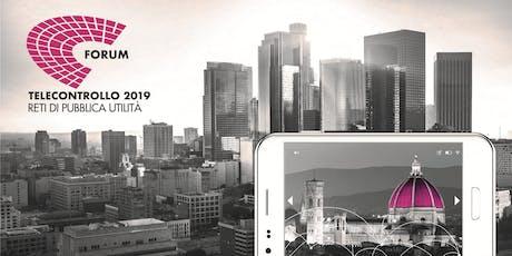Forum Telecontrollo 2019 biglietti