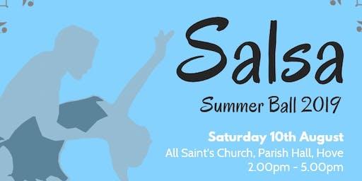 Summer Salsa Ball