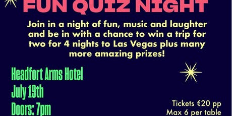 Eggheads fun quiz night tickets