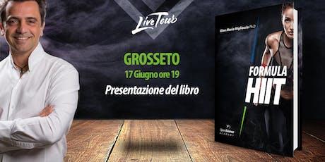 GROSSETO | Presentazione libro Formula HIIT  biglietti