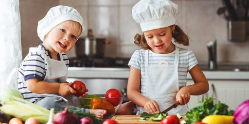 Toddler Cooking Classes (Ages 1-4) Summer 2019