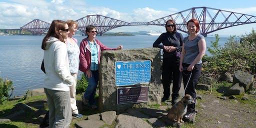 Guided Country Walk - Bridges - Edinburgh South Queensferry
