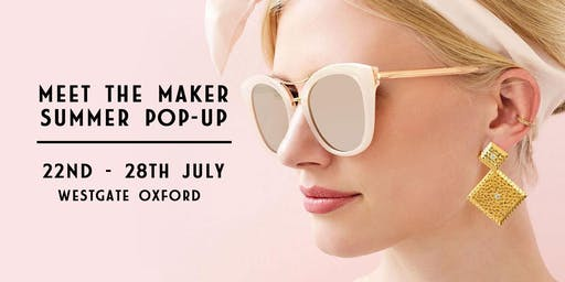JewelStreet 'Meet The Maker' Pop-up Shop