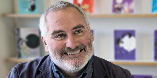 The Northern Festival of Illustration // Chris Riddell OBE