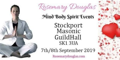 Rosemary Douglas Events : Mind, Body and Spirits September 2019
