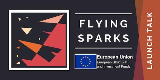 FLYING SPARKS Launch Talk @Byker Community Trust