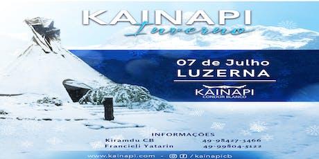 Kainapi Solsticio de Inverno Luzerna ingressos