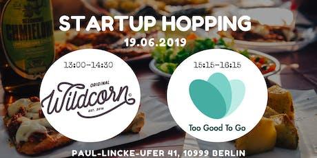 Startup Hopping VIII | Food Revolution Tickets