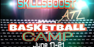 SkillsBoostATL Basketball Camp