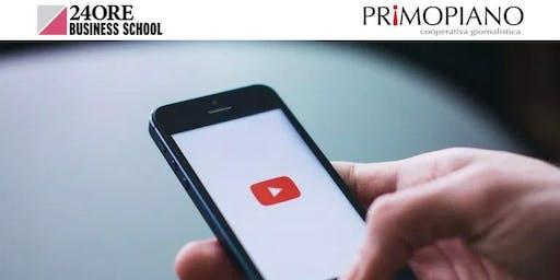 Corso YouTube Marketing