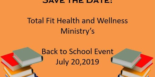 Back to School Event 2019