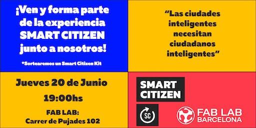 Smart Citizen Experience