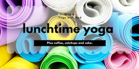 Lunchtime Yoga tickets