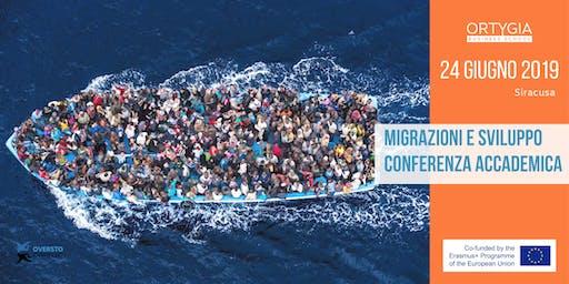 Migrazioni e Sviluppo – Conferenza Accademica