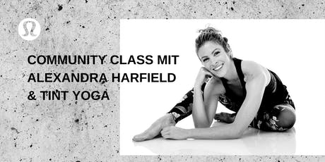 Free Community Class with Alexandra Harfield Connection Core - ON CAMERA! tickets