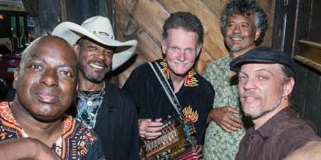 Motordude Zydeco plus Dance Lesson with Cheryl McBride tickets