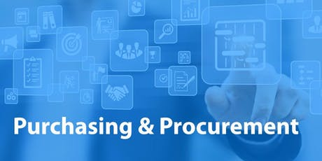 Purchasing and Procurement Basics tickets