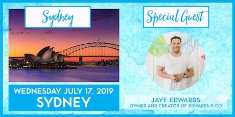 Epic Evenings with Amanda Stevens & Jaye Edwards Sydney, NSW tickets