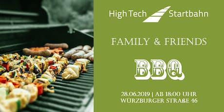 Mitgliedervollversammlung 2019 + HTSB Family & Friends BBQ des HighTech Startbahn Netzwerk e.V. Tickets
