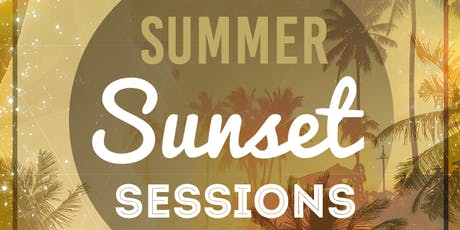 Sunset Sessions bilhetes