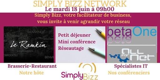 Simply Bizz Network 18 juin 2019